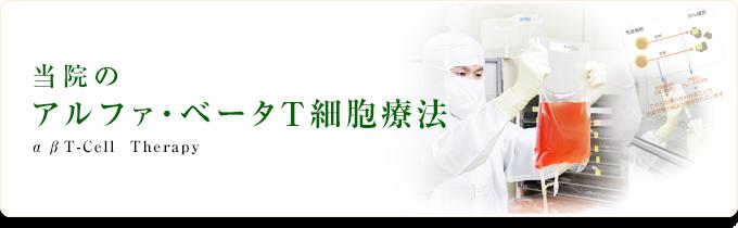 瀬田クリニックグループのアルファ・ベータT細胞療法