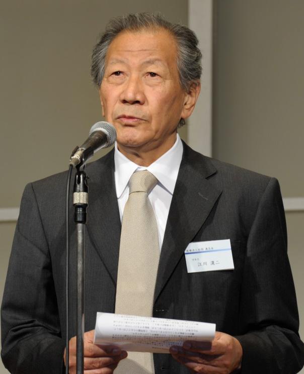 2009年5月 瀬田クリニック 開院10周年謝恩の会にて